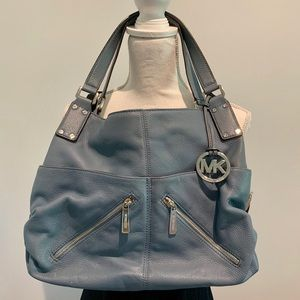 Michael Kors Blue Bag